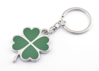 Eco - Friendly Engraved Metal Keychains Printable Laser Engraved Keychain